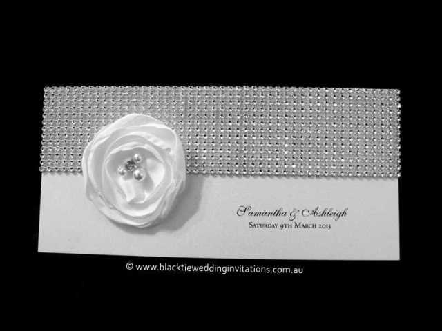 Wedding Invitation – Crush