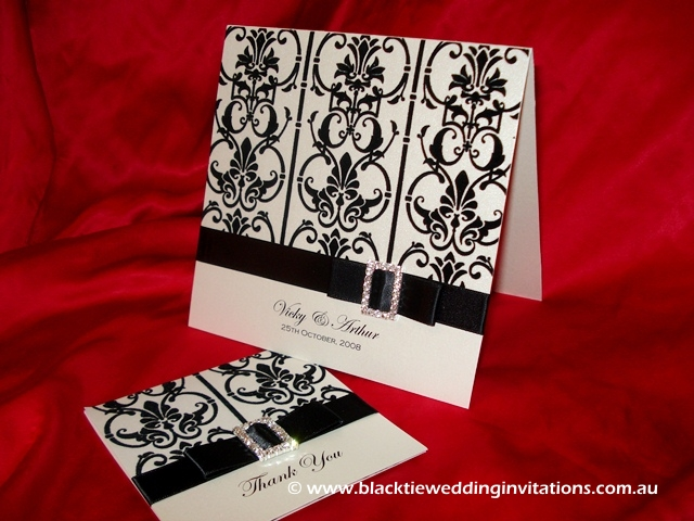 Wedding Invitation - A Day at the Races