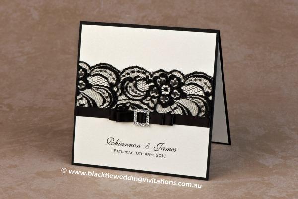 wedding invitation shimmer