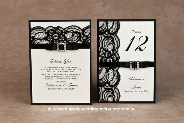 Wedding Invitation - Shimmer
