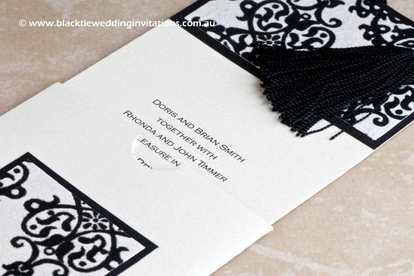 tapestry - invitation