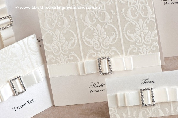 white wedding - details