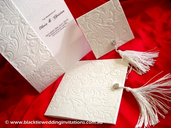 wedding invitation eden