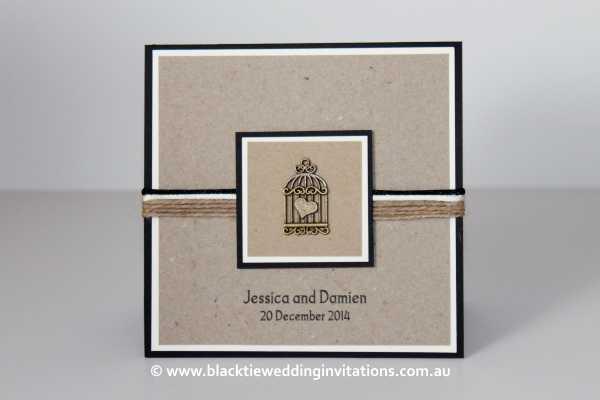 wedding invitation love bird