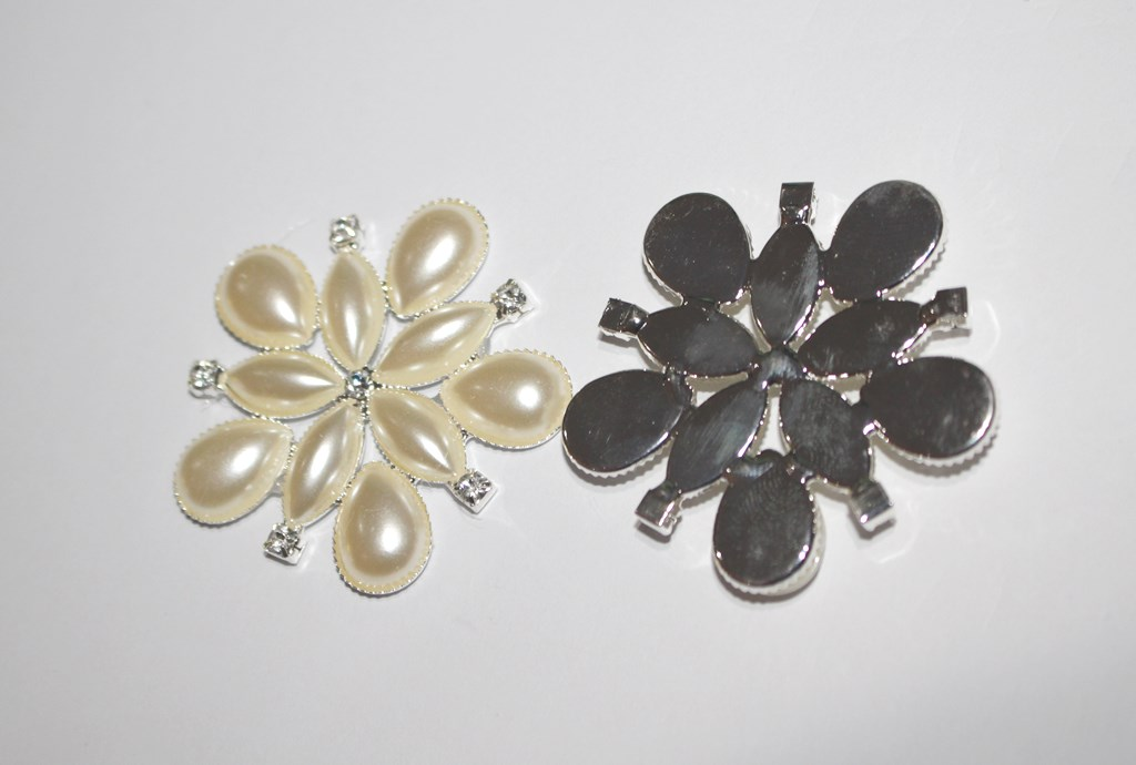 Large flower pearl cluster