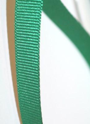 Grosgrain Green